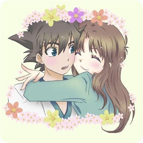 imagenes kawaii de parejas anime imagenes grandes de anime tristes o de amor para facebook