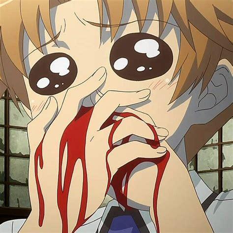 Anime Nosebleed by Nosebleeds Anime Amino