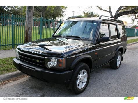 black land rover discovery 2003 java black land rover discovery s 45394885 photo 87