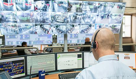 intelligent command centres offer smart monitoring