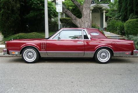 1981 lincoln continental for sale 1981 ford lincoln continental