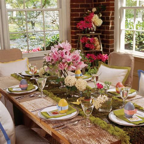 spring table decorations gorgeous easter spring table setting decoration ideas