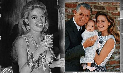 cary grants ex wife dyan cannon still stunning at 74 as she slips my husband cary grant force fed me lsd and it nearly