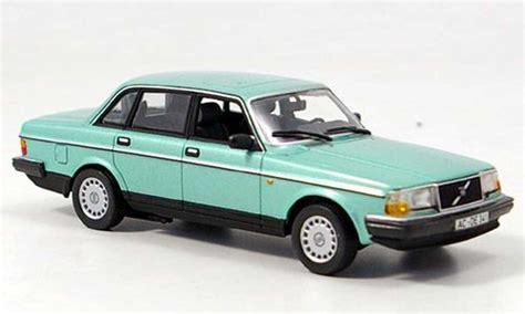 volvo 240 gl green minichs diecast model car 1 43 buy