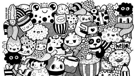 doodle lã sung page random doodle