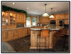 17 best ideas about knotty alder kitchen on