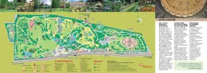 plan parc de bagatelle carte parc de bagatelle