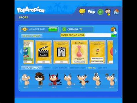 free poptropica memberships in 2016 freegamemembershipscom poptropica 4 promo codes free youtube