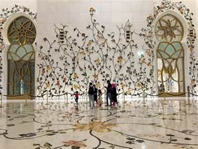 Foyer Designs In India Abu Dhabi S Sheikh Zayed Grand Mosque 10 Great Reasons To