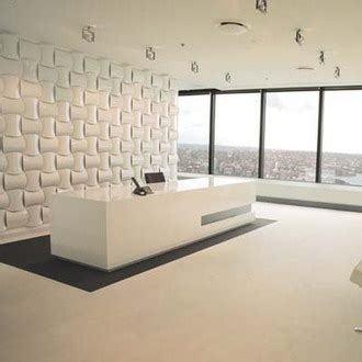 kayak startup tech office glazed interiors in reflective orange white and glass interior 1000 ideas about white reception desk on pinterest