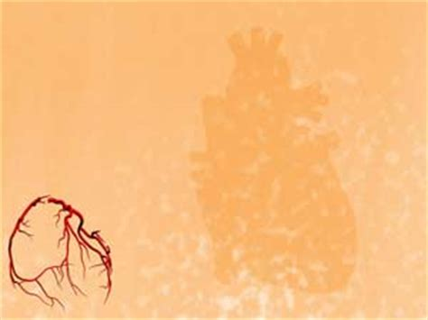 heart arteries 04 medicine powerpoint templates