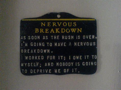 Nervous Breakdown by Nervous Breakdown Flickr Photo