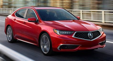 Acura Tlx 2020 by No April Fools Joke 2020 Acura Tlx S Only Updates Are