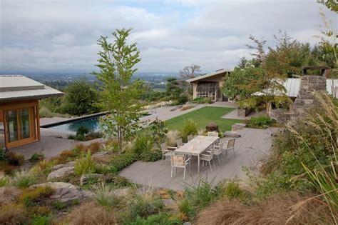 large backyard design ideas backyard landscaping hillsboro or photo gallery