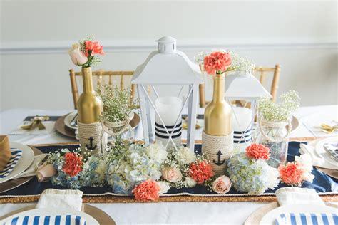 cheap wedding centerpieces diy diy nautical wedding centerpiece