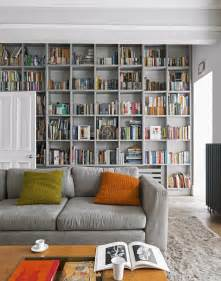 ideas for bookcases in living rooms use paint to create a living room brimming with character