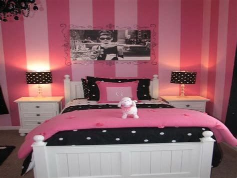 Pink And Black Bedroom Decorating Ideas by Bedroom Design Pink And Black Room Decorating Ideas