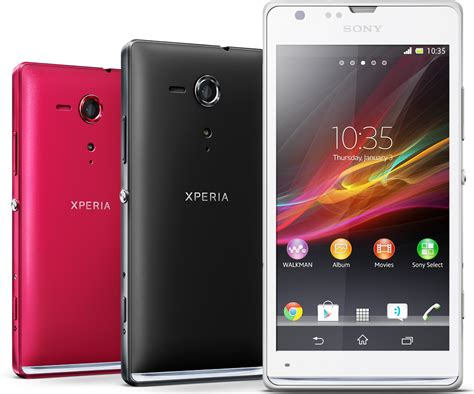 Hp Sony Android Lazada harga hp sony xperia android terbaru desember 2014