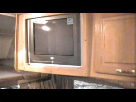 rv flat screen tv installation   YouTube
