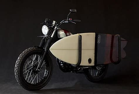 deus  machina surf motorcycle