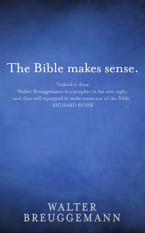 bible matters sense of scripture books the bible makes sense