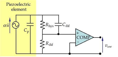 current sense resistor filter self powered electronics for piezoelectric energy harvesting devices intechopen