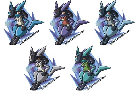 stickers chat 3423 brawl stickers lucario by zenfyre on deviantart