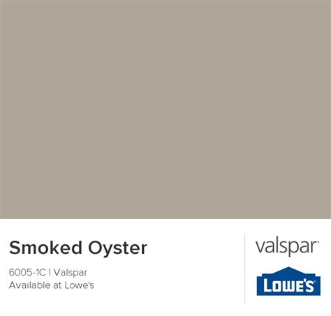 smoked oyster from valspar ideas for kourtney