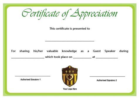 Certificate of appreciation for guest speaker sample hatch certificate of appreciation for guest speaker sample example of certificate of appreciation for guest speaker yelopaper Image collections