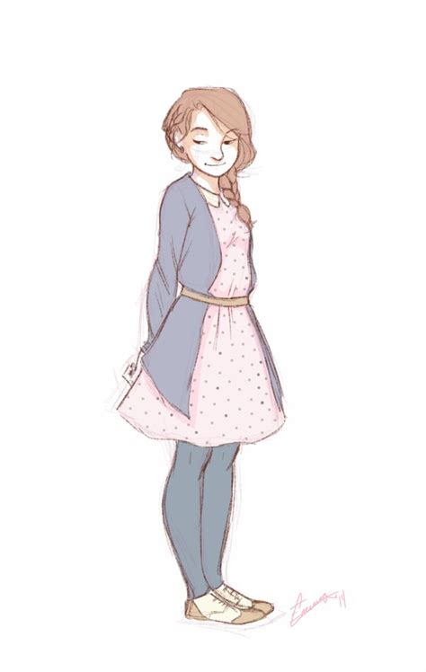 vasira   stay  late  draw cute clothes