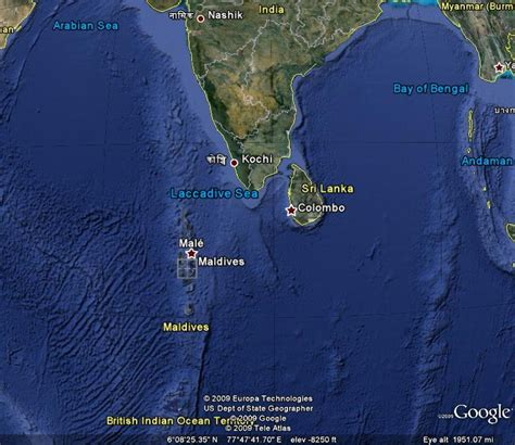 maldives map indian opinions on chagos maldives laccadive ridge