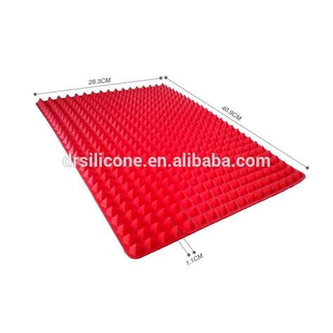 Silicone Baking Mat How To Use by Factory Standard Size Baking Oven Mat Non Stick Silicone