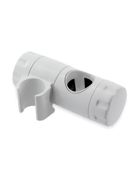 Shower Height Adjuster by 25mm Shower Bracket Height Adjuster In White