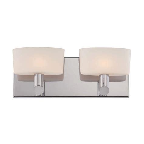 satin nickel vanity light titan lighting toby 2 light satin nickel vanity light with