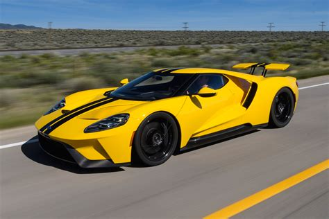Ford Gt Review New Ford Gt 2017 Review Auto Express