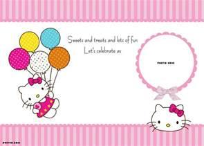 hello invitation template free free personalized hello birthday invitations