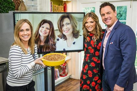 deloach cooks home family hallmark channel