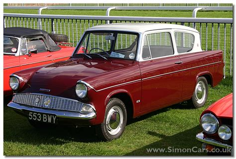 ford anglia 105e simon cars ford anglia 105e the anglebox small car