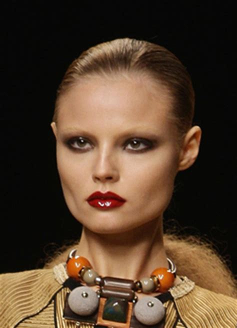 Runway Hair Trends With Jimmy Paul by Catwalk Runway Trend Slicked Back 1920 Masculine