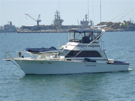 boats for sale in san diego harbor 43 egg harbor 1987 for sale in san diego california us
