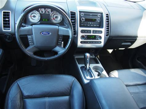 Ultrafit Premium Shinyedge Chrom 2008 vapor silver clearcoat metallic ford edge suvs