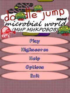 doodle jump 240x320 eng jar java screenshots doodle jump microbial world