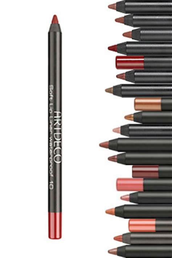 Lip Liner Silky liners soft lip liner waterproof asienservice
