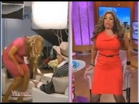 wendy williams doubts beyonce baby bump saying she's