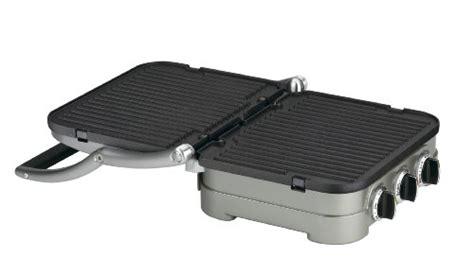 Cuisinart 5 In 1 Countertop Griddler by Cuisinart Gr 4n 5 In 1 Griddler Electric Griddles
