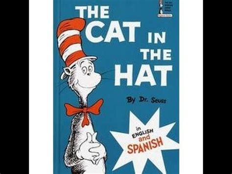 dr seuss el gato 8448843622 the cat in the hat el gato ensombrerado youtube