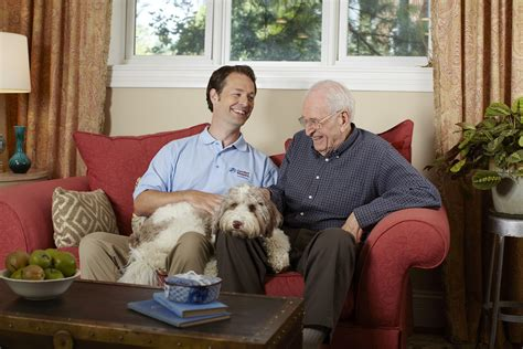 comfort keepers muskegon choosing the right pet for seniors with home health care