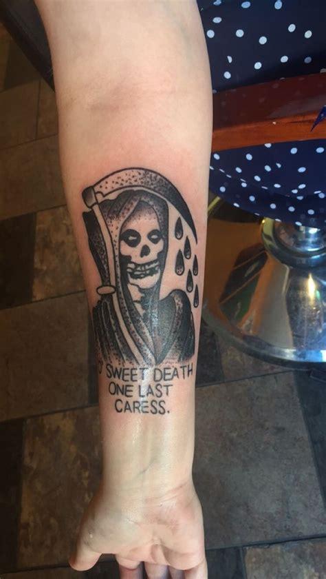 my tattoo girls here s a pic of my i got last week sad