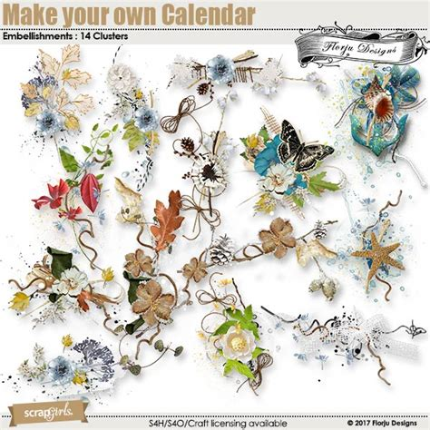 make my own calendar 2018 value pack make your own calendar 2018
