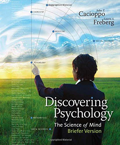 discovering psychology the science of mind mindtap course list books freberg author profile news books and speaking